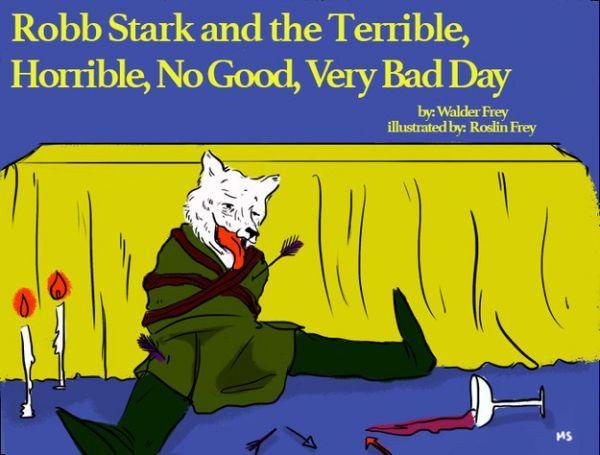 Children's Books Inspired by Game of Thrones - Neatorama