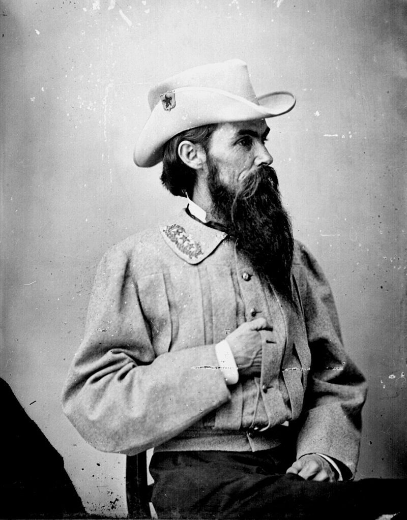 Confederate General William Mahone