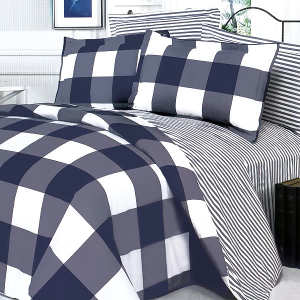 Navy And Gray Comforter Navy And White Duvet Cover Set