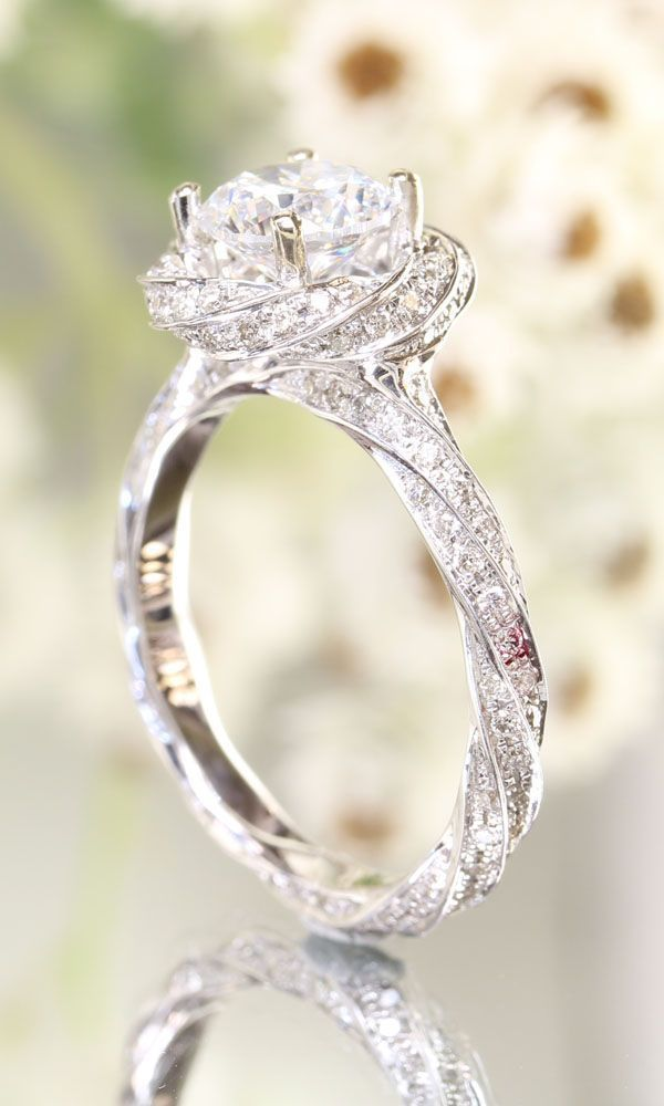 20 Stunning Wedding Engagement Rings That Will Blow You Away Engagement Rings Twisted Wedding Rings Unique Wedding Rings Engagement