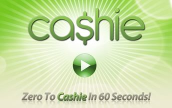 Cashie Commerce is the fastest way to start selling on your website or blog. No programming skills? No worries. Just copy and paste a few lines of code into your website and you've got a complete shopping cart system ready to accept PayPal and credit card payments.