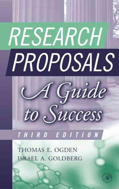 Precision Series Research Proposals A Guide to Success Products