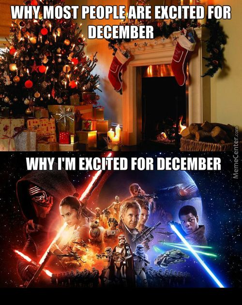Force Awakens Xmas
