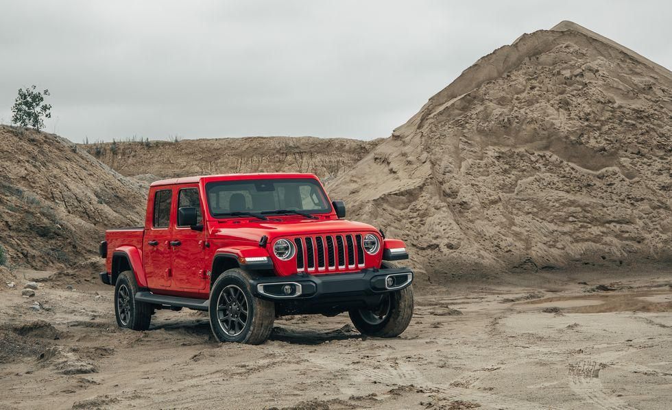 Trying to Buy a Jeep Gladiator Turns into Combat in 2020