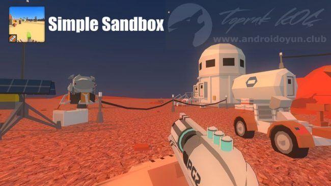 Simple Sandbox v1.4.7 MOD APK EQUIPMENT / GOODS CHeat