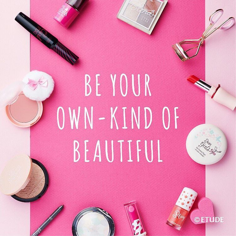 be your ownkind of beautiful ������� ������ makeup play��
