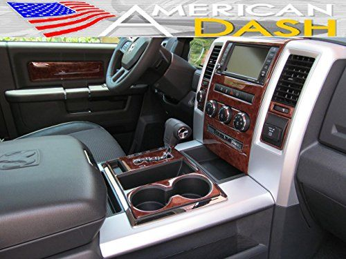 dodge ram 1500 2500 3500 interior wood dash trim kit set https - Dodge Ram 3500 Interior