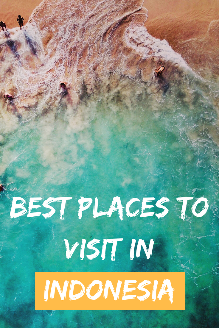 Indonesia is a South-East #Asia #paradise .Here a collection of the best places to visit in #Indonesia .  Tell me which one you would love to #travel to!