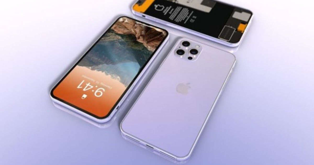 Iphone 12 Pro Max Renderings Looks Like We Re Getting A14 Bionic Processor 1tb Storage And 6000mah Large Batteryhttps Https Ift Iphone Apple Products Apple