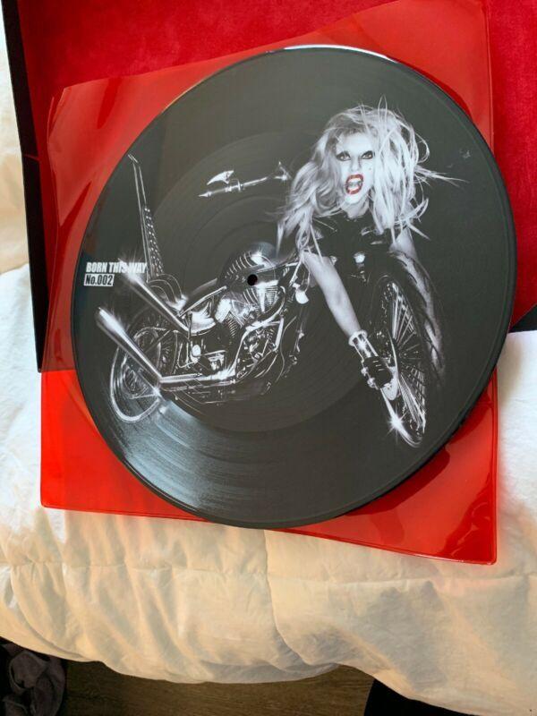 New Lady Gaga Born This Way Limited Edition Collectors Lp Set 905 Of 3000 Vinyl Ebay Lady
