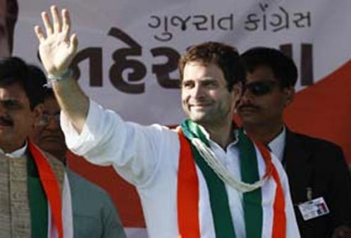 Live reporting: Rahul Gandhi lashes out at BJP for divisive politics