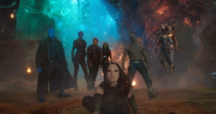 Meet The New Guardian Of The Galaxy Who Ll Steal Your Heart