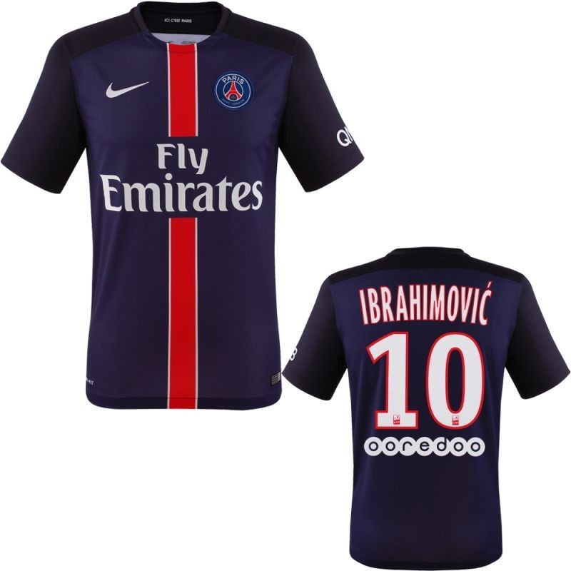 check out 1967a 2bb1a Ibrahimovic Jersey PSG 2015 2016 in 2019 | Products | Psg ...