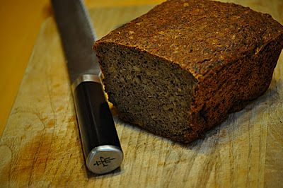Traditional-like German-inspired Pumpernickel-ish Bread from Collaborative Kitchen