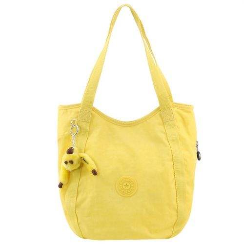 Bolsa De Ombro Para Academia : Bolsa de ombro balloon amarela kipling bolsas