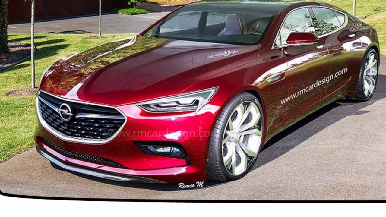 Release Date and Concept Opel Monza 2021