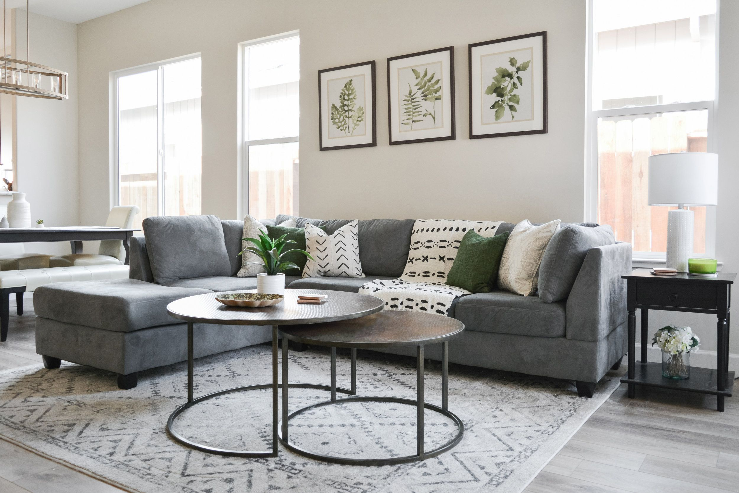 Angela Grace Design Willowgreen Living Dining San Francisco And Sf Bay Area Interior Designer Decorator