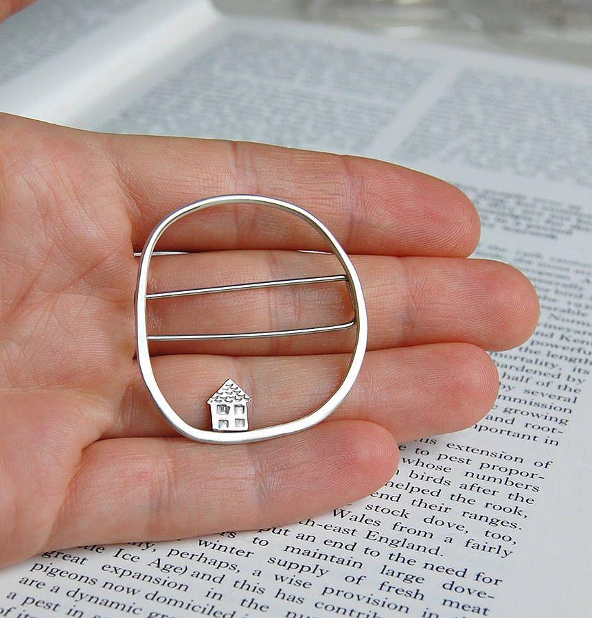house brooch Google Search Jewelry, Silver rings, Brooch