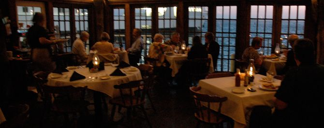 Landfall Restaurant In Woods Hole The Perfect Cape Cod Place To Eat