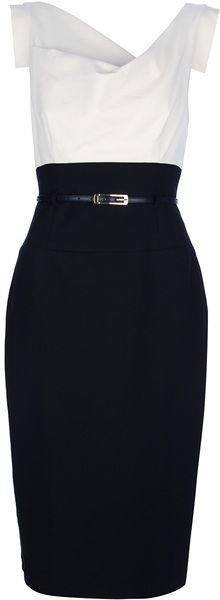 Black Halo Jackie Dress - Lyst