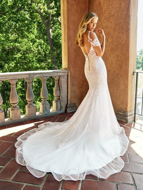 Moonlight Collection J6541 Clic Elegant Wedding Dresses Perfect For The Bride