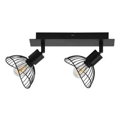Listwa Reflektorowa Aje Holly 2 Czarna E14 Activejet Serie Reflektorkow W Atrakcyjnej Cenie W Sk Flush Lighting Flush Ceiling Lights Ceiling Pendant Lights
