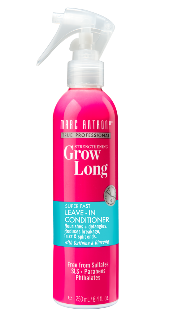 Strengthening Grow Long Super Fast Strength Leave-in Conditioner - Marc Anthony True ProfessionalMarc Anthony True Professional - Professional Hair Care and Body Care Products #naturalhaircareproducts