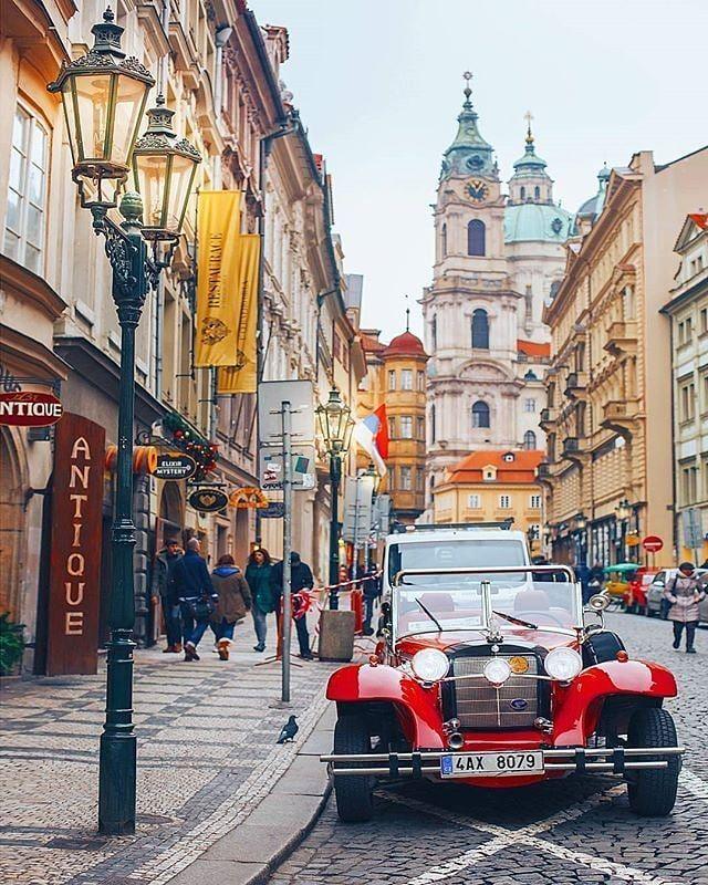 Prague   Czech Republic...❄🌷 ----------------------------------------------------