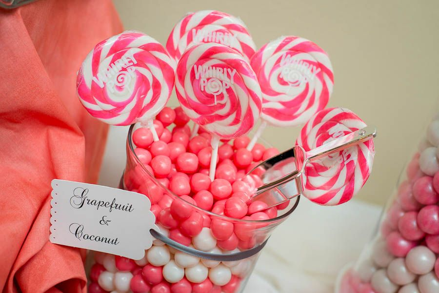 Candy table with