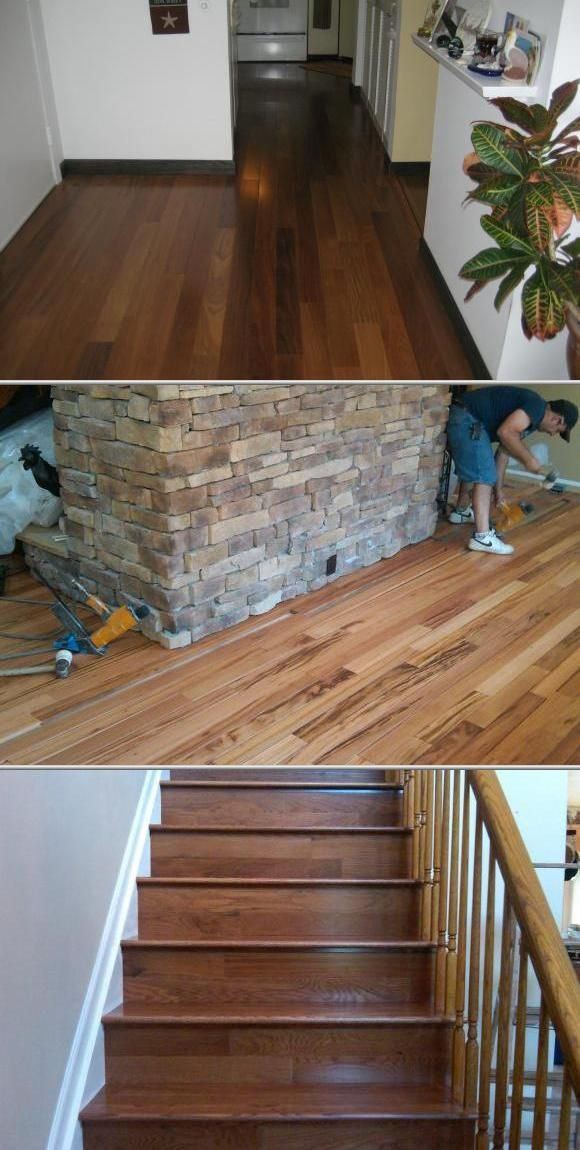 Get Professional Hardwood Flooring Installations From This Fully