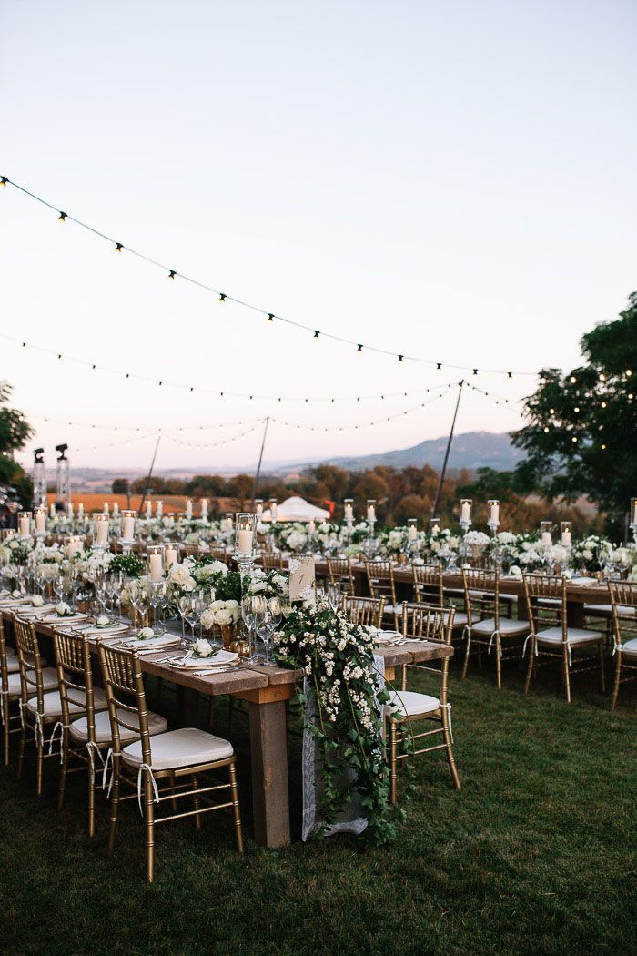 Regina And Ryan S Wedding In Tuscany Tablescapes Tuscan Wedding