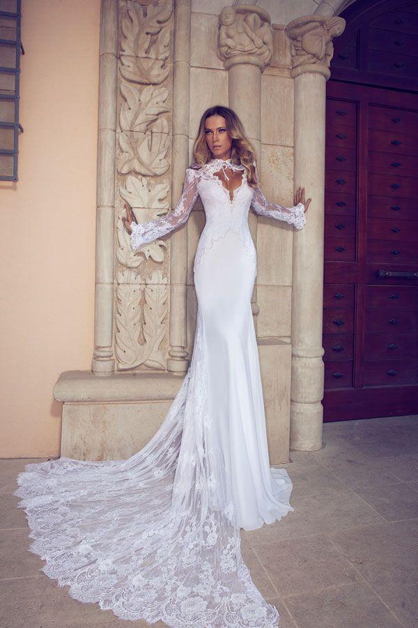 Julie Vino 2014 Fall/Winter Collection #Limon #Fotograf #gelinlik #wedding #dress #bride #bridal #dugun