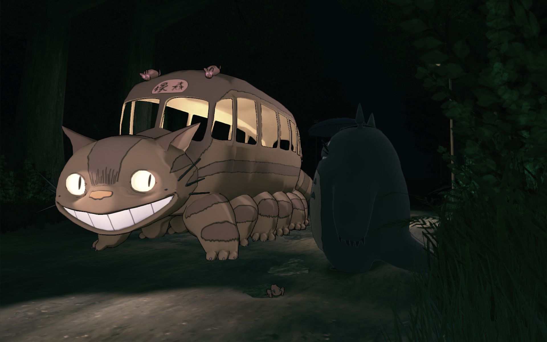 If Anything Will Sell Me On The Oculus Rift It S Virtual Totoro