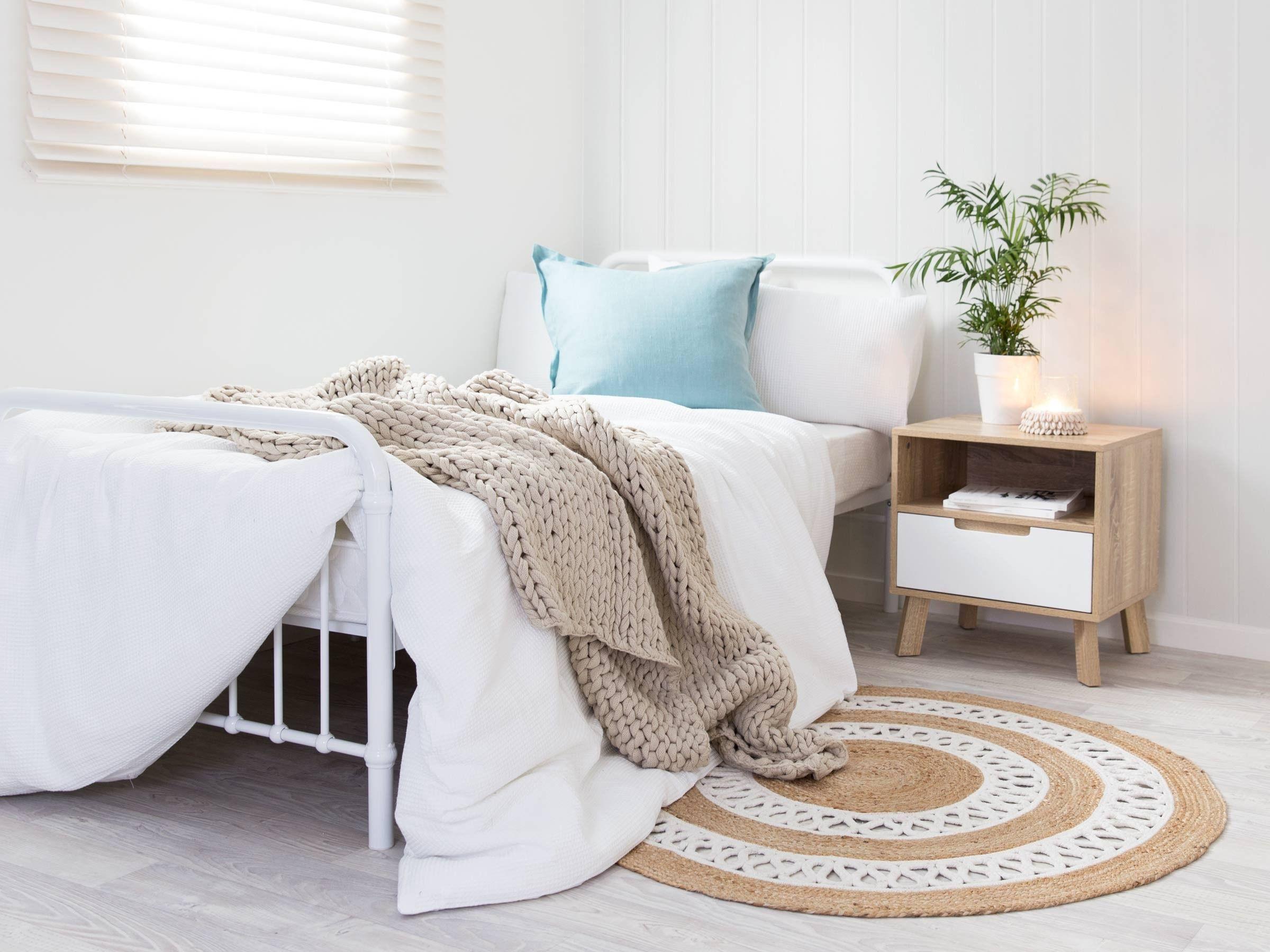 Mocka Chelsea Bedside Table | Bedroom Furniture | Shop Now ...