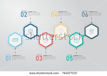 Infographics template for business education web design banners infographics template for business education web design banners brochures flyers diagram workflow timeline vector illustration ccuart Image collections