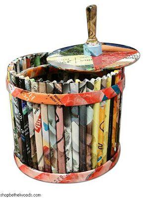Foto How To Recycle Blogspot Com Br Revistas Velhas
