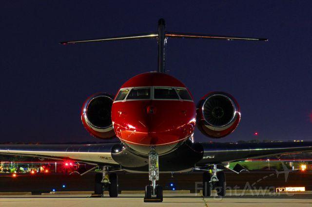 Bombardier Global 5000 N247we Letadla Vrtuln 237 Ky