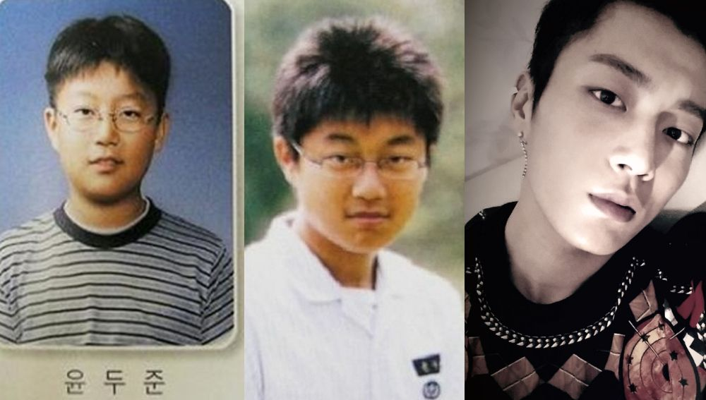 10 Male Idols Before And After Idol Male 10 Things