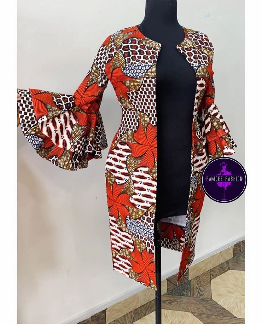 2019 Super Beautiful Ankara Styles #africanfashion