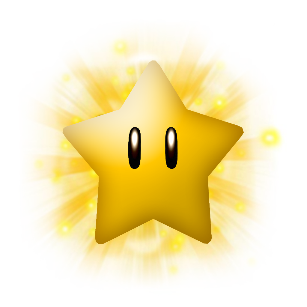 how to draw mario star