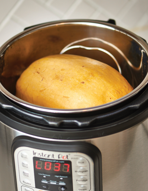 16 instant pot recipes you can make with just five