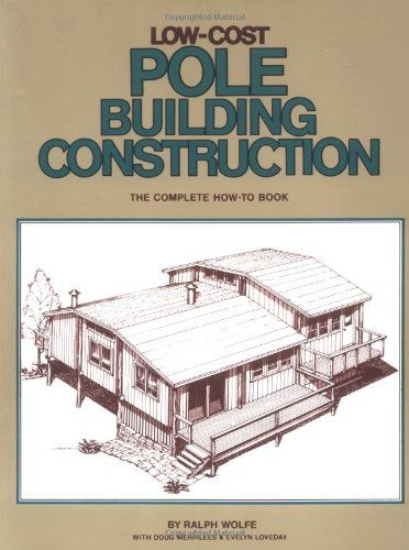 In Barn Books: Low-Cost Pole Building Construction: The