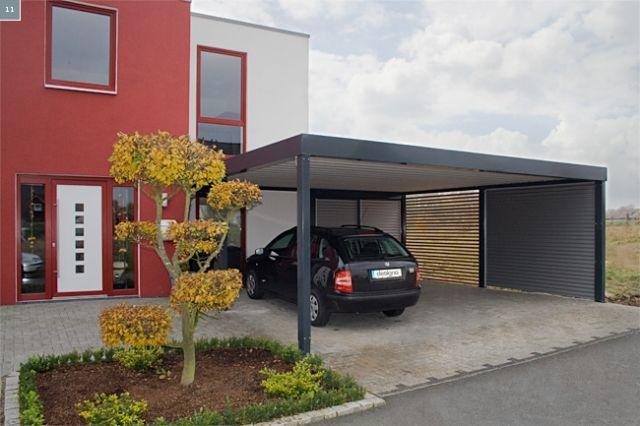 Relativ Die Vorteile vom Designo Carport: modern, innovativ und elegant  BC65