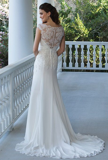 Beautiful back detail! | Value Bridal! | Pinterest | Prom stores ...