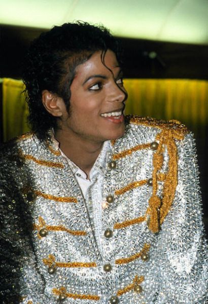 The Most Beautiful Smile In The World Michael Jackson Photo
