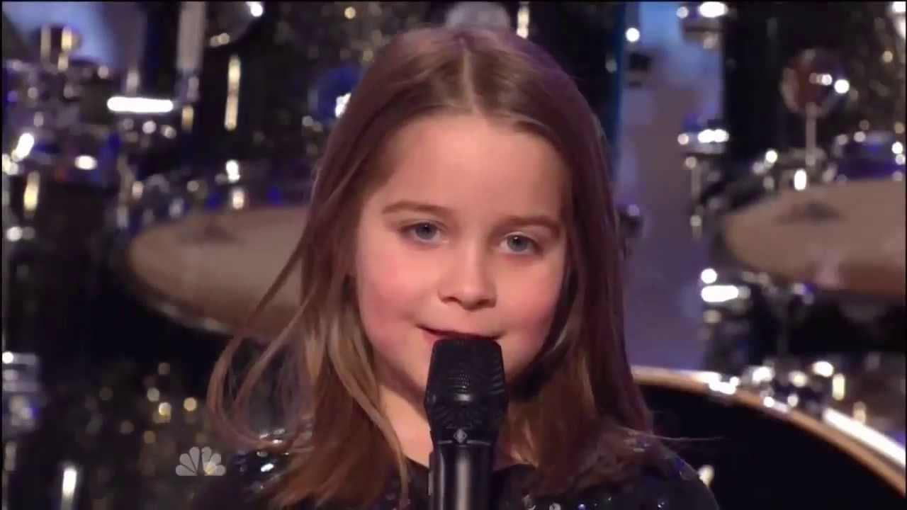 Criança de 6 anos impressiona os jurados - Dificil de acreditar