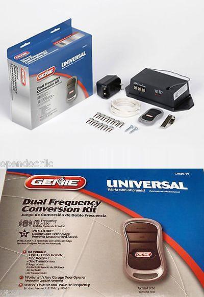 Garage Door Remotes 85899 Genie Girud 1t Garage Opener Remote And