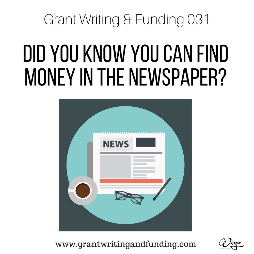 Many Cities Require That Local Municipalities Publish Rfps Through The Newspaper To Ensure A Conflict Free Bidding Process Grant Writing Writing Non Profit
