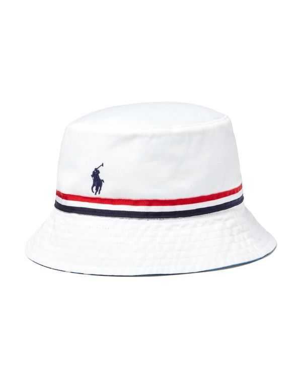990f380b5 Polo Ralph Lauren Team Usa Reversible Bucket Hat | Polos in 2019 ...