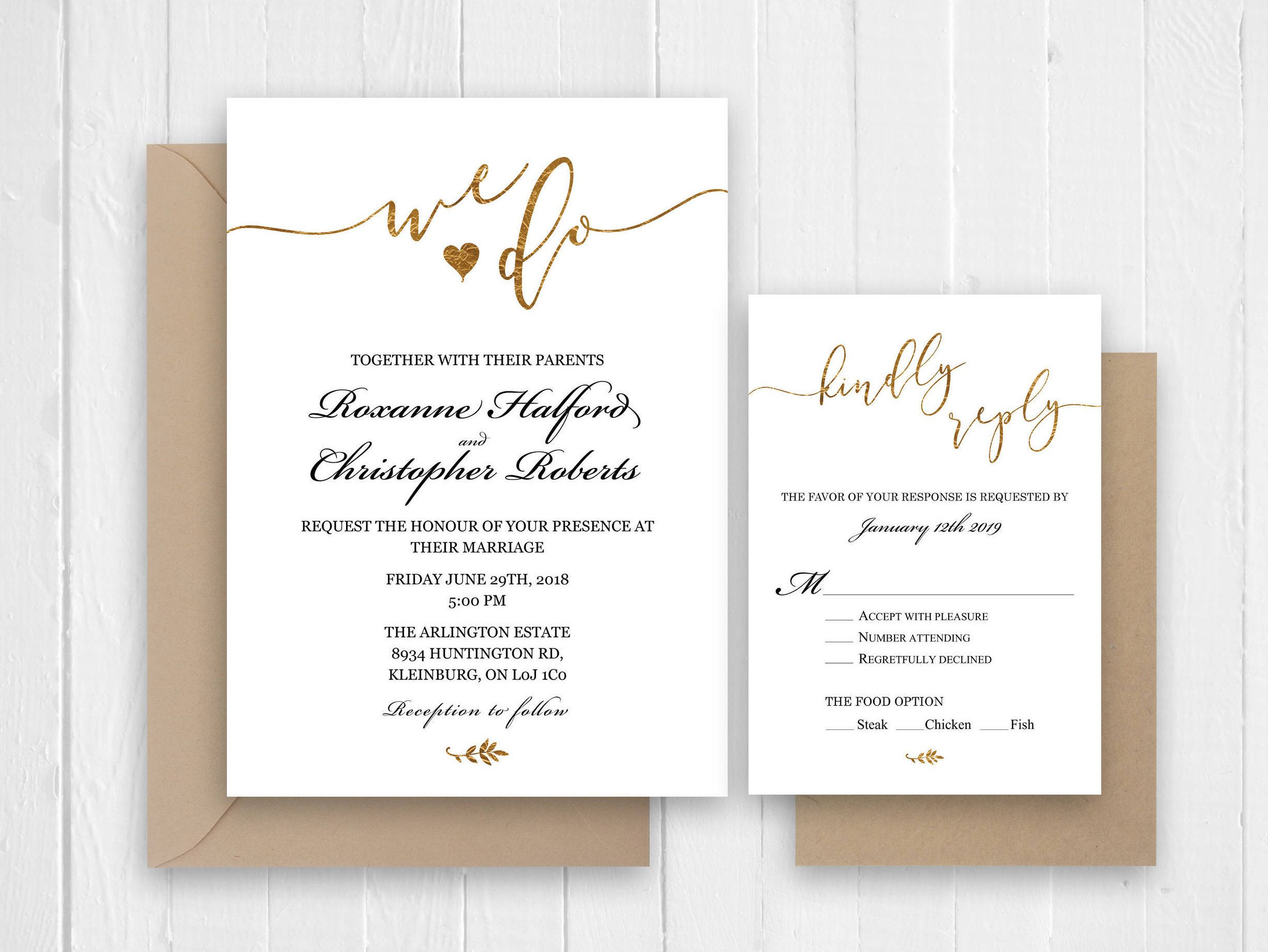 Make custom invitations and announcements for every special occasion ...